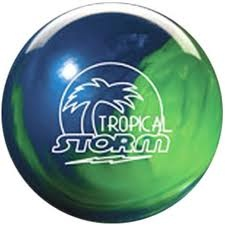 Tropical Storm Ball